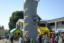 3 Climber Rockwall